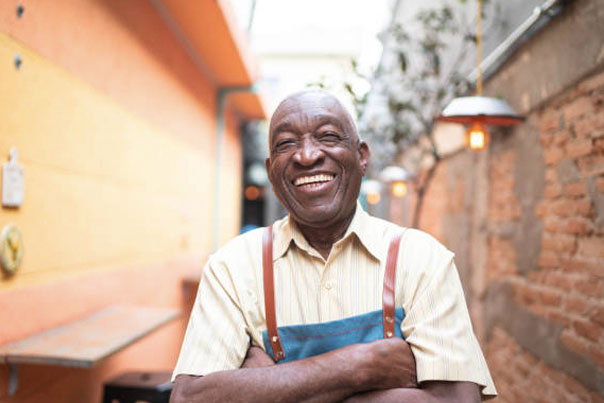 The way of living: Being happy and healthy at an old age